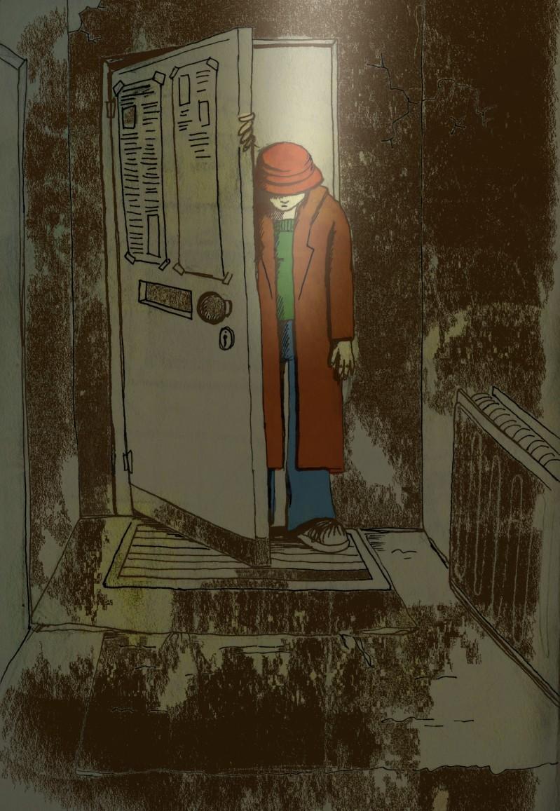 alcatraz illustrations the house illustrator illustration zine comic london infestation
