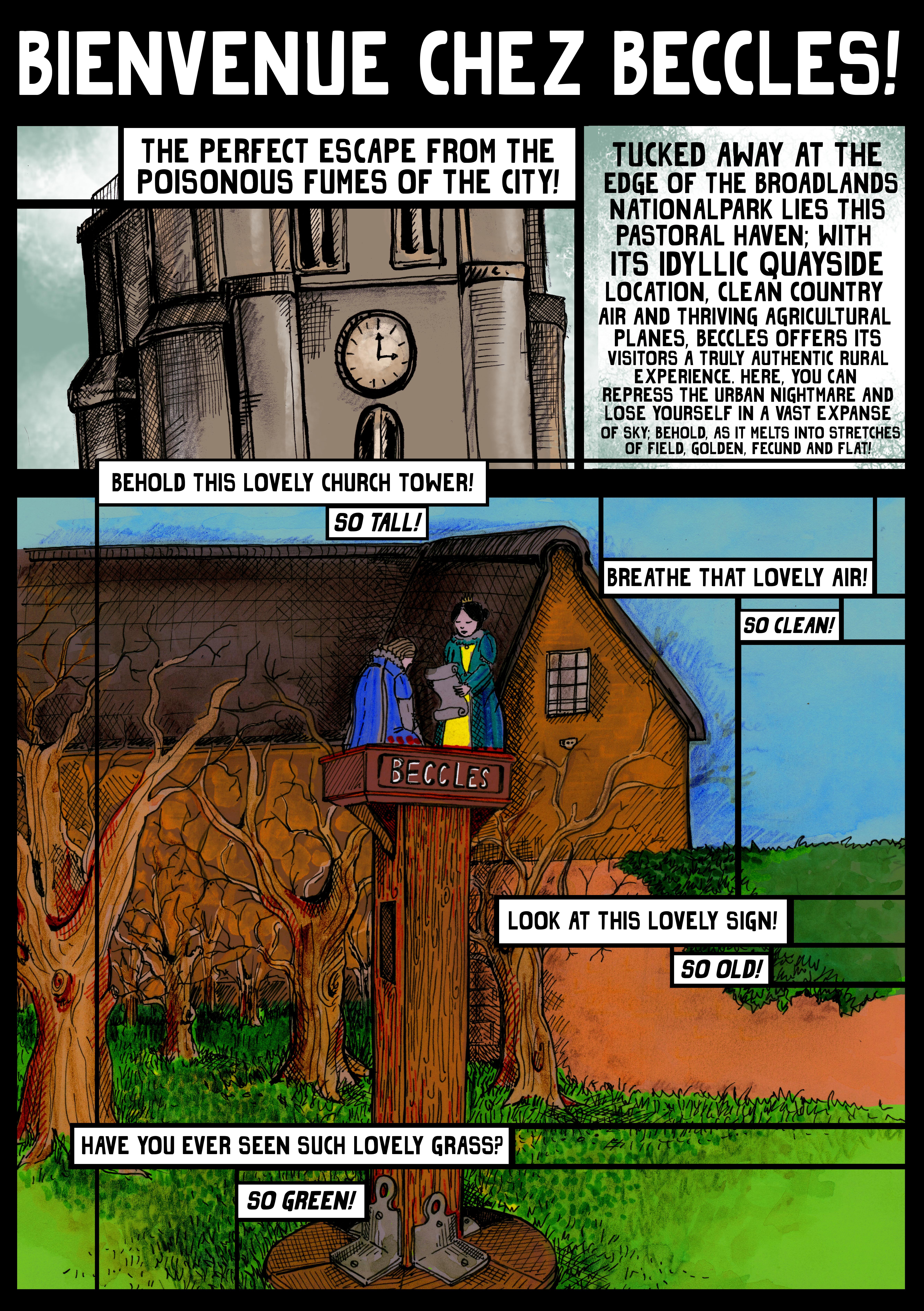 alcatraz illustrations illustrator vote leaves comic digital art walt whitman gypsies east anglia